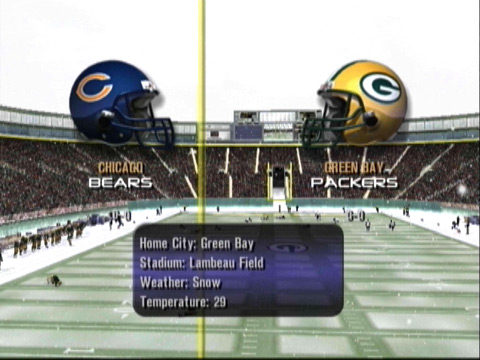 NFL Fever 2002 Screenshot #1 for Xbox