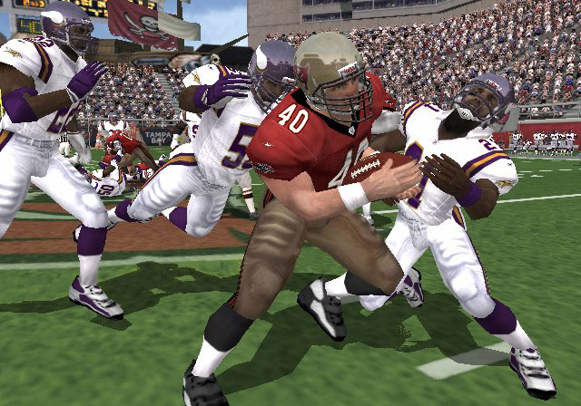 NFL GameDay 2003 Screenshot #1 for PS2