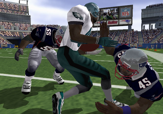 NFL GameDay 2003 Screenshot #3 for PS2