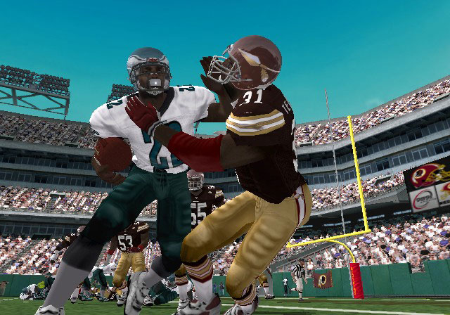 NFL GameDay 2003 Screenshot #4 for PS2