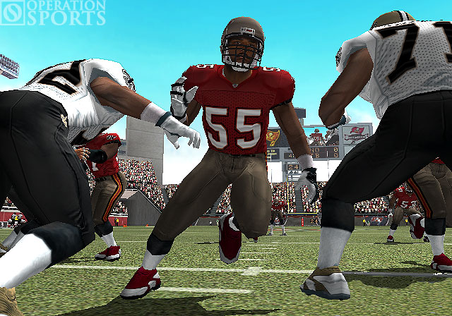 NFL GameDay 2004 Screenshot #1 for PSOne