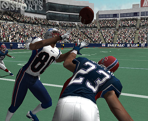 NFL GameDay 2004 Screenshot #2 for PSOne