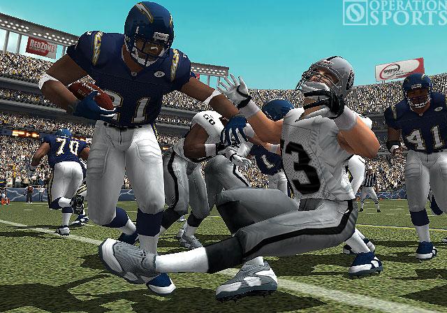 NFL GameDay 2004 Screenshot #3 for PSOne