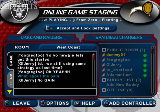 NFL GameDay 2004 Screenshot #4 for PSOne