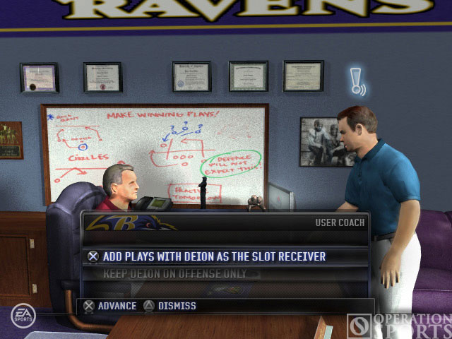 NFL Head Coach Screenshot #3 for Xbox