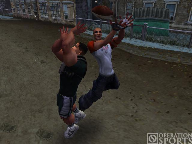 NFL Street Screenshot #2 for Xbox