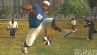 NFL Street 2: Unleashed screenshot #2 for PSP - Click to view