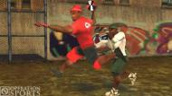 NFL Street 2: Unleashed screenshot #3 for PSP - Click to view