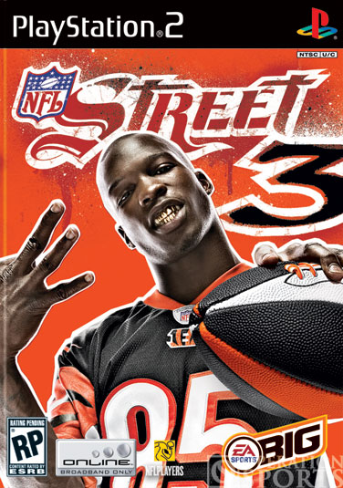 NFL Street 3 Screenshot #1 for PS2