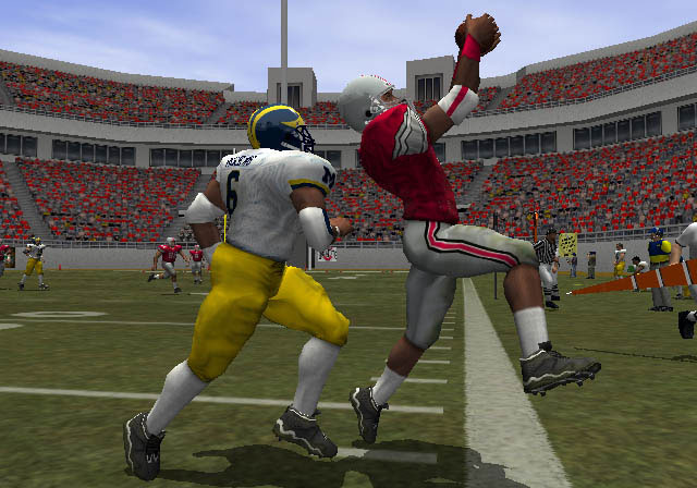 NCAA Football 2003 Screenshot #1 for Xbox