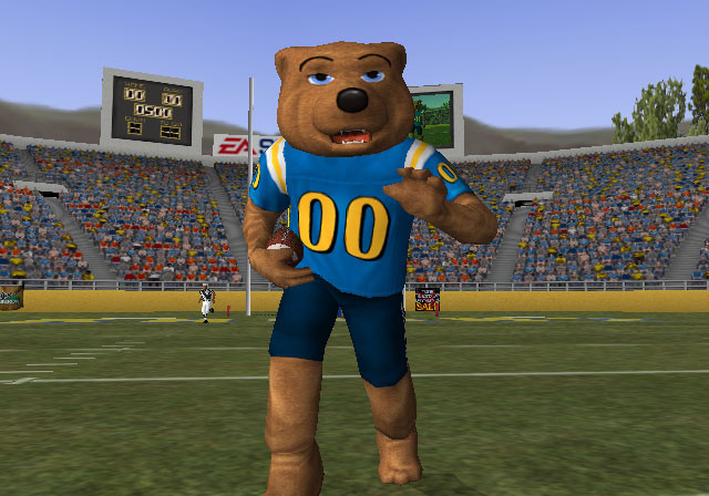 NCAA Football 2003 Screenshot #3 for Xbox