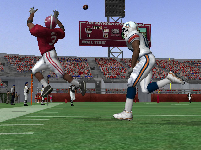 NCAA Football 2003 Screenshot #4 for Xbox