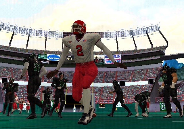 NCAA Football 2K3 Screenshot #4 for Xbox