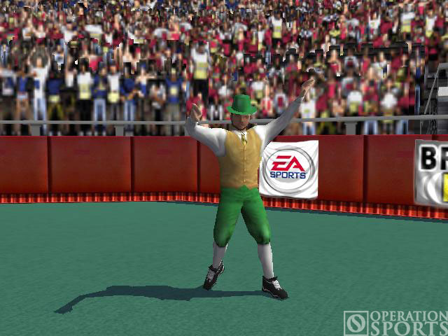NCAA Football 2004 Screenshot #1 for Xbox