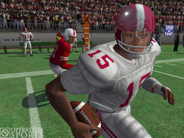 NCAA Football 2004 Screenshot #2 for Xbox