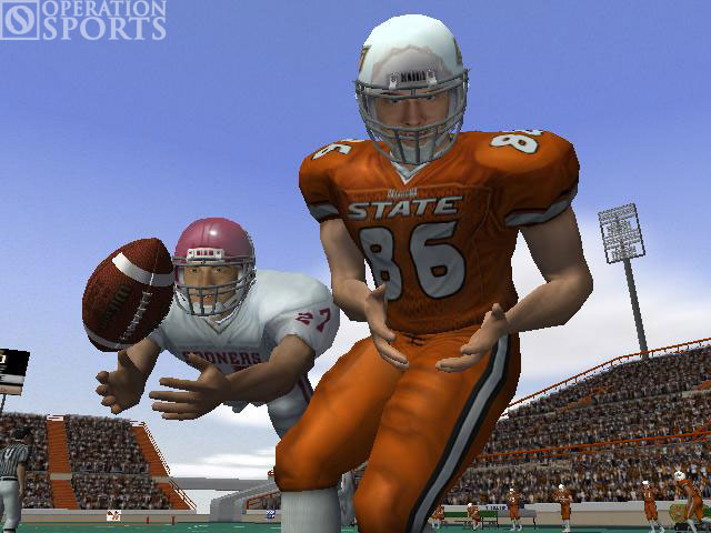 NCAA Football 2004 Screenshot #3 for Xbox