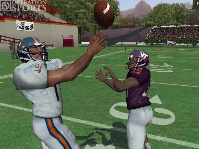 NCAA Football 2004 Screenshot #4 for Xbox
