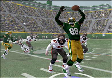 ESPN NFL Primetime 2002 Screenshot #1 for Xbox