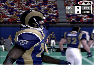 ESPN NFL Primetime 2002 Screenshot #2 for Xbox