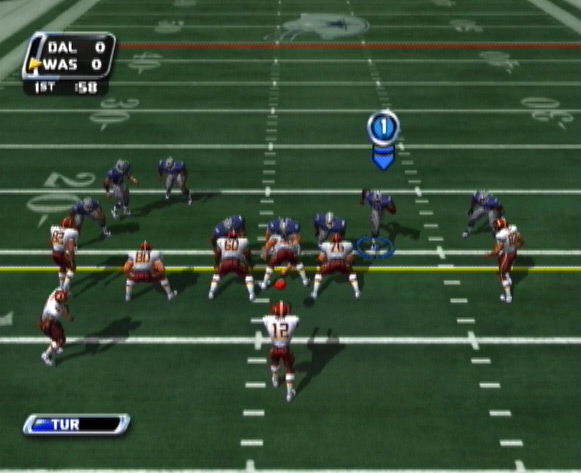 NFL Blitz 20-02 Screenshot #2 for Xbox