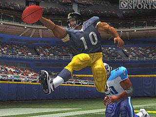 NFL Blitz 20-03 Screenshot #2 for PS2
