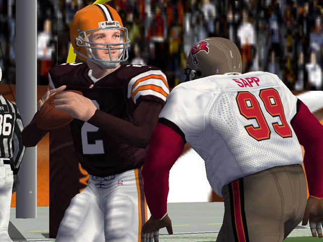 Madden NFL 2003 Screenshot #1 for Xbox