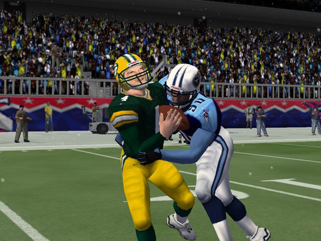 Madden NFL 2003 Screenshot #2 for Xbox
