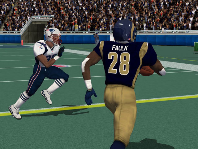 Madden NFL 2003 Screenshot #3 for Xbox