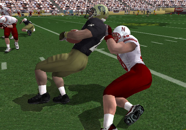 NCAA GameBreaker 2003 Screenshot #1 for PS2
