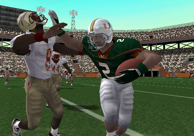 NCAA GameBreaker 2003 Screenshot #2 for PS2