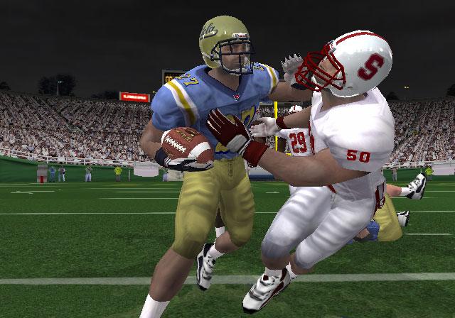NCAA GameBreaker 2003 Screenshot #3 for PS2
