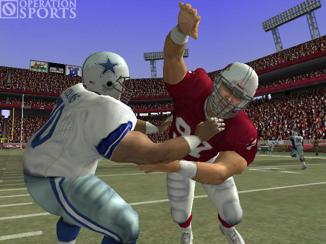 Madden NFL 2004 Screenshot #1 for Xbox