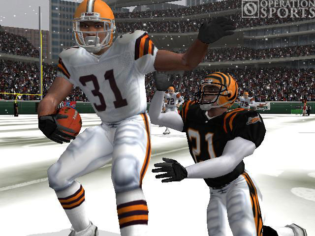 Madden NFL 2004 Screenshot #3 for Xbox