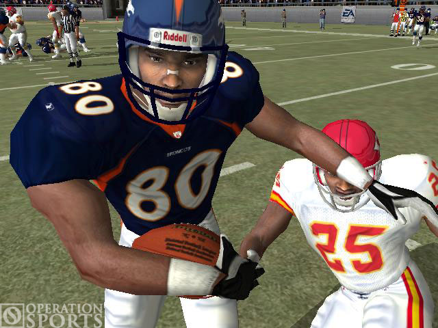 Madden NFL 2004 Screenshot #4 for Xbox