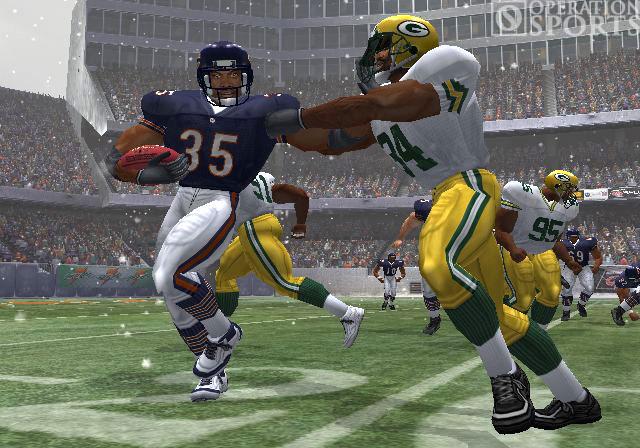 NFL Blitz Pro Screenshot #1 for Xbox