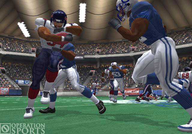 NFL Blitz Pro Screenshot #2 for Xbox