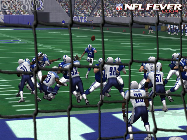 NFL Fever 2004 Screenshot #1 for Xbox