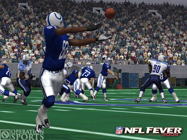 NFL Fever 2004 Screenshot #2 for Xbox