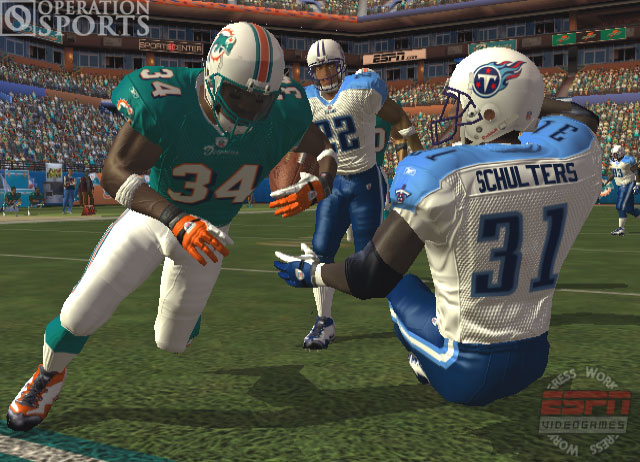 ESPN NFL 2K5 Screenshot #1 for Xbox