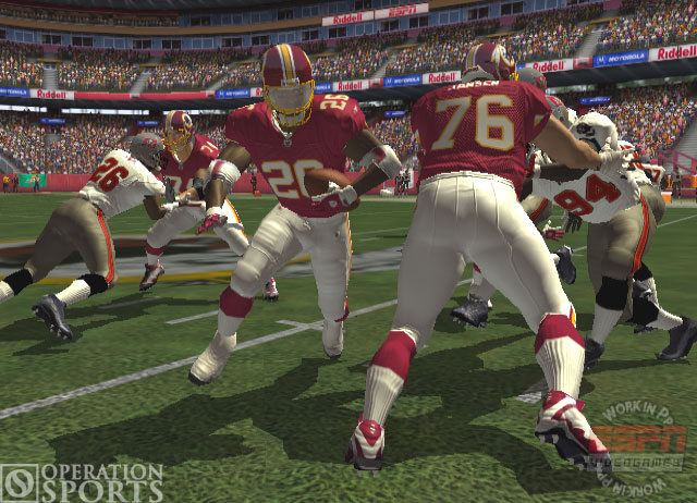 ESPN NFL 2K5 Screenshot #2 for Xbox