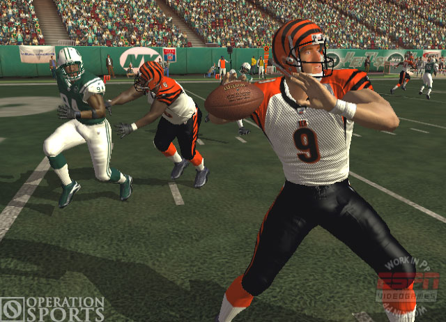 ESPN NFL 2K5 Screenshot #3 for Xbox