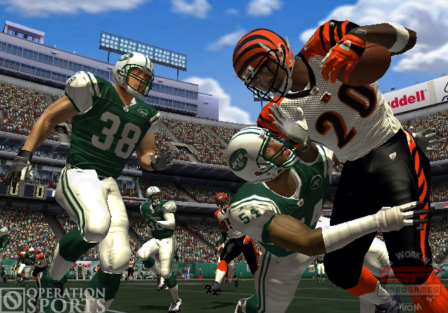 ESPN NFL 2K5 Screenshot #4 for Xbox