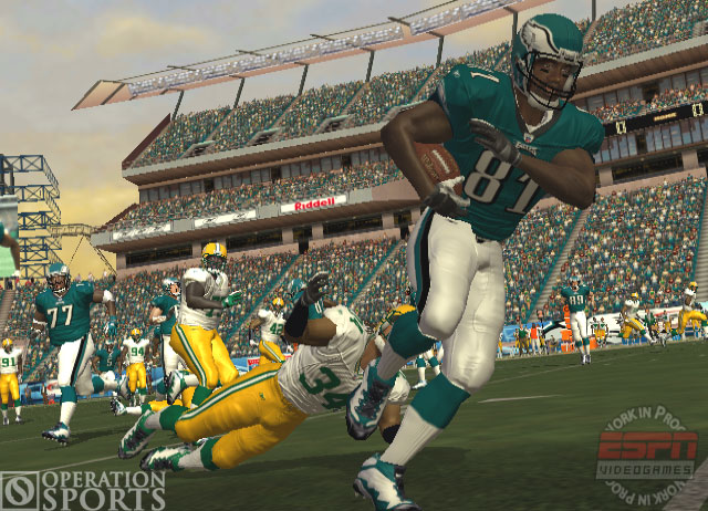 ESPN NFL 2K5 Screenshot #5 for Xbox