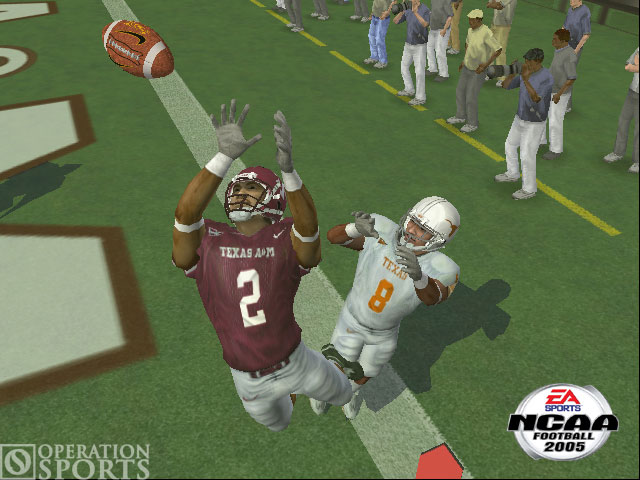 NCAA Football 2005 Screenshot #2 for Xbox