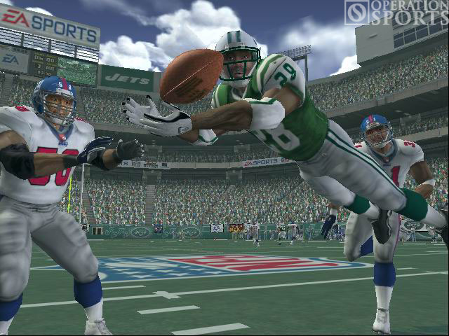 Madden NFL 2005 Screenshot #2 for Xbox