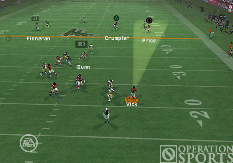 Madden NFL 06 Screenshot #2 for Xbox