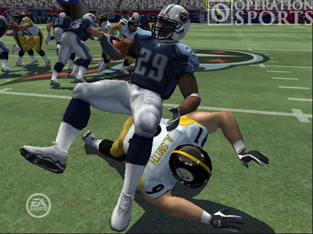 Madden NFL 06 Screenshot #3 for Xbox
