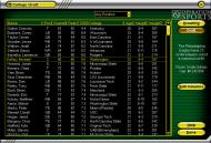 Football Mogul 07 screenshot #1 for PC - Click to view