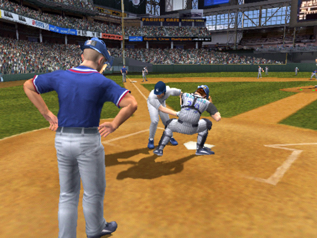 Triple Play 2002 Screenshot #1 for Xbox