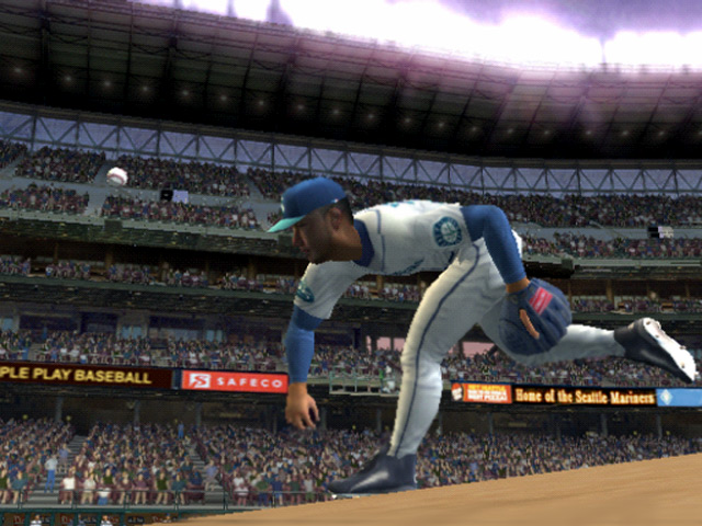 Triple Play 2002 Screenshot #2 for Xbox
